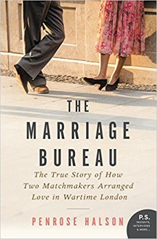 The Marriage Bueau Book Cover