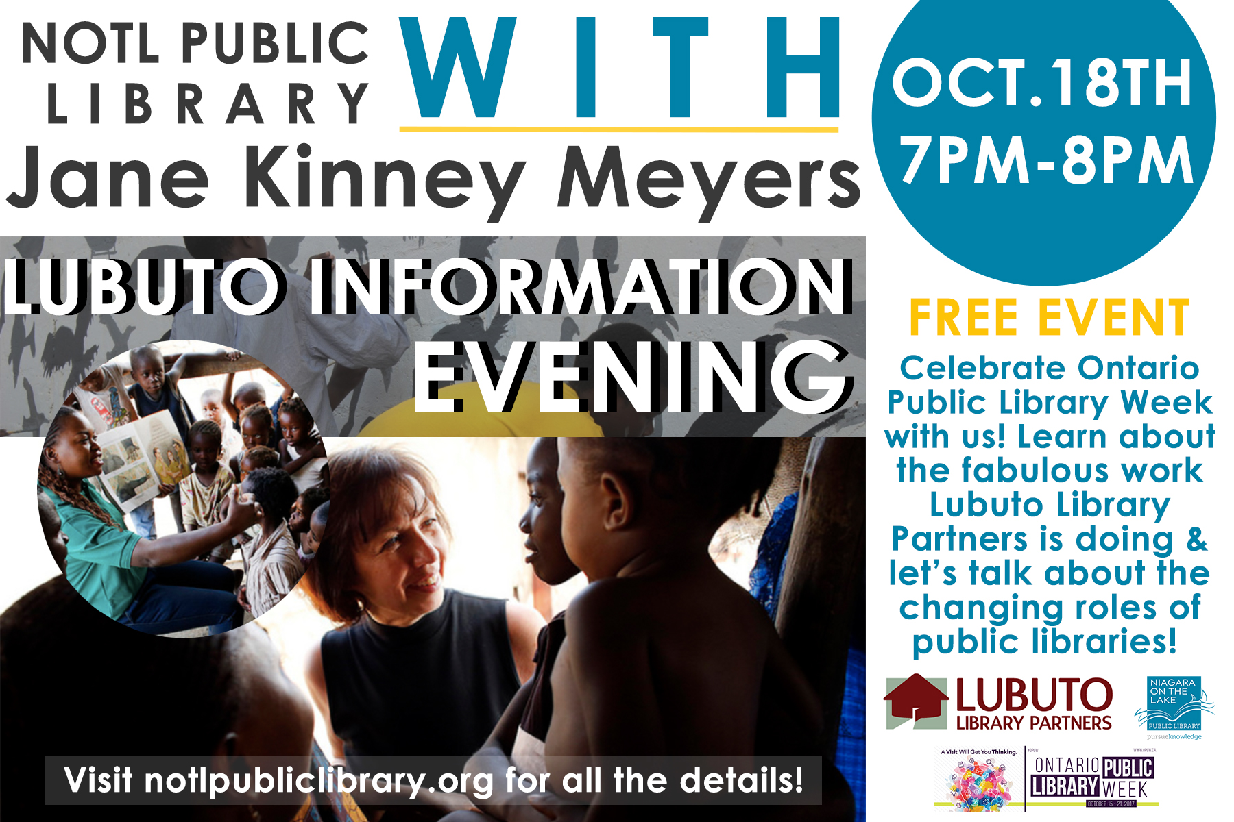 Lubuto Information Evening
