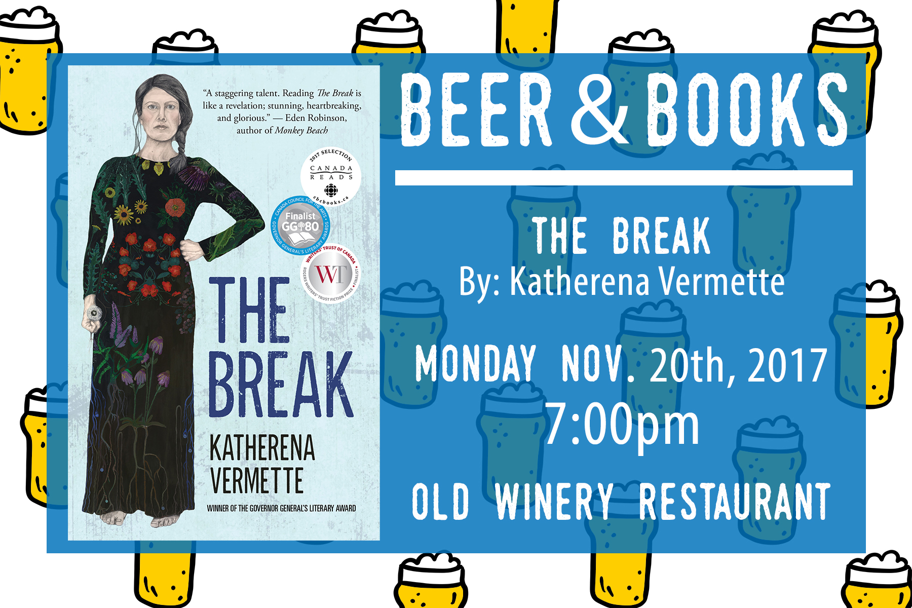 The Break Beer & Books