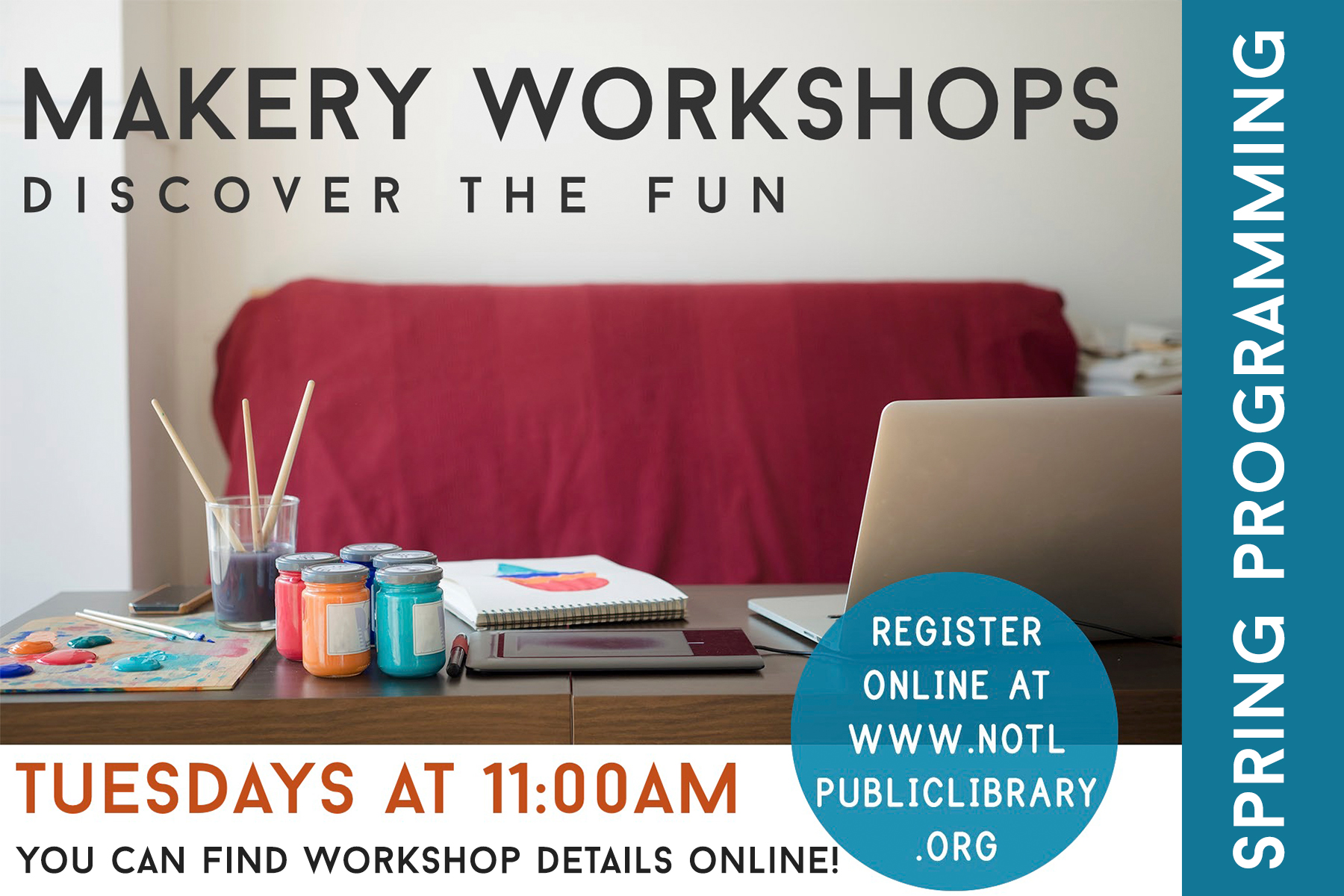 Makery Workshops