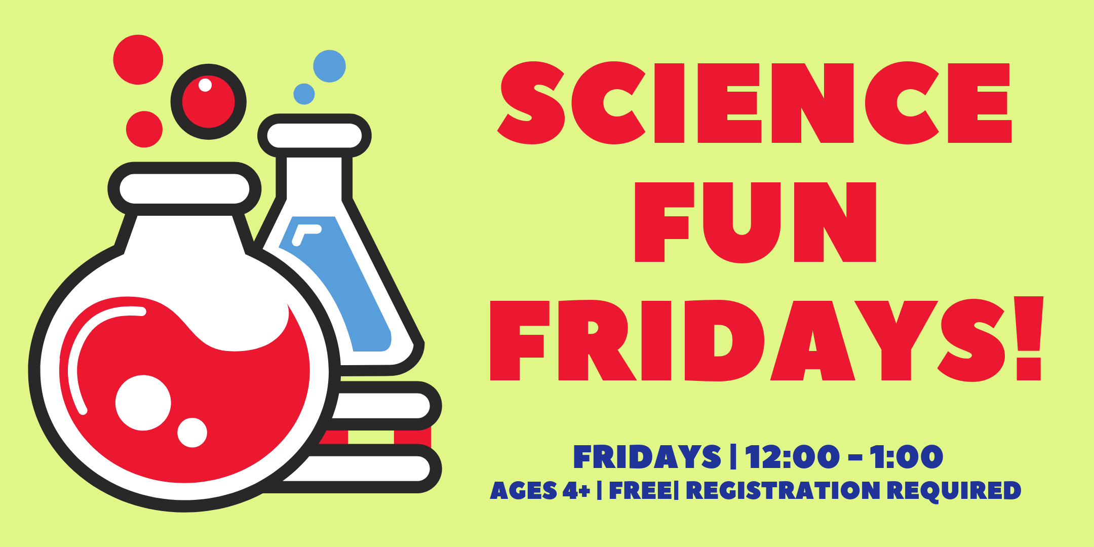 Science fun fridays 12-1
