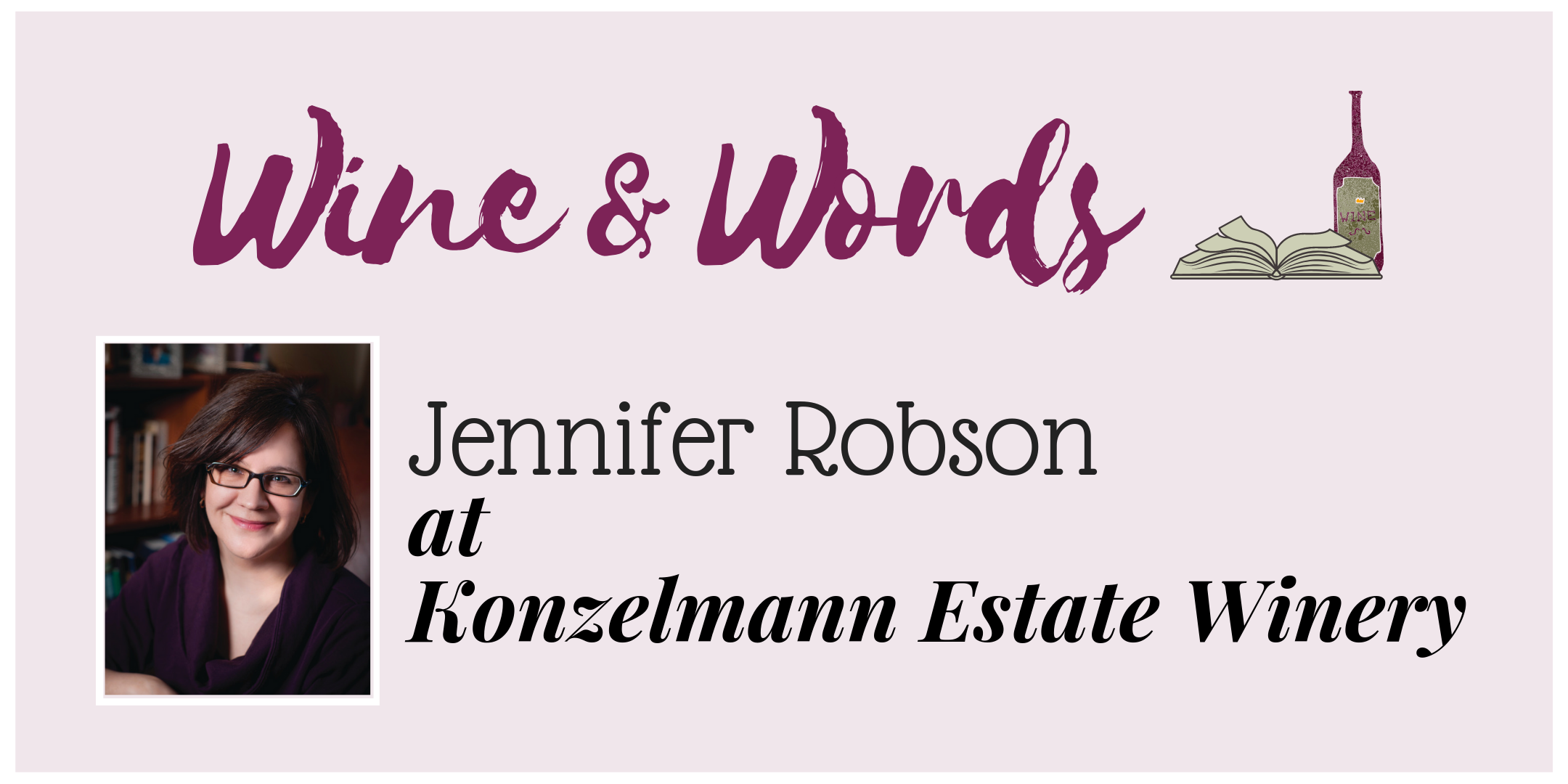 Jennifer Robson at Konzelmann Estate Winery