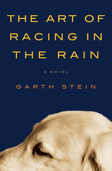 The Art of Racing in the Rain Book Cover