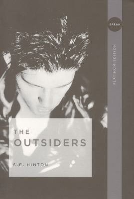 the outsiders book cover