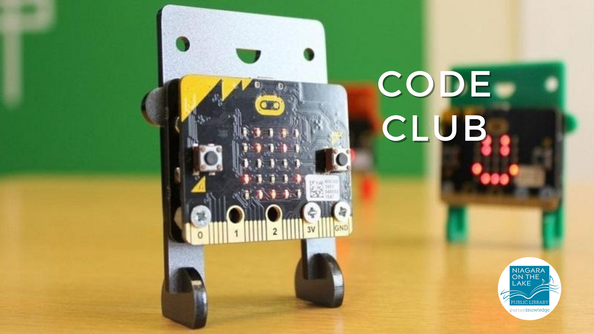 Code Club Learn More Link