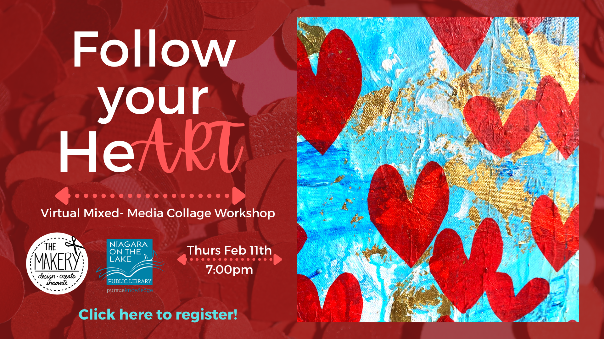Follow your HeART Workshop