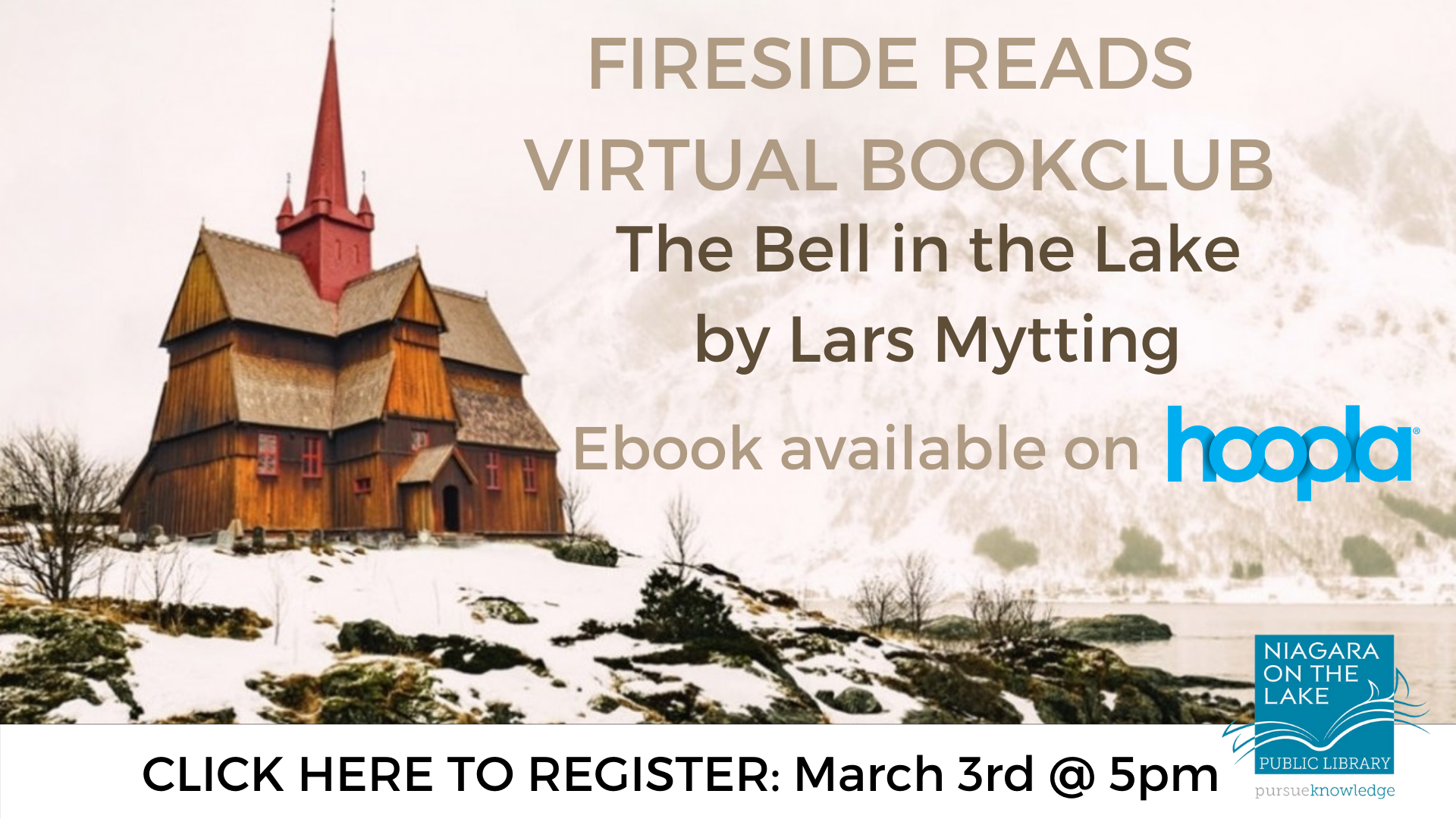 Fireside Virtual Book Club
