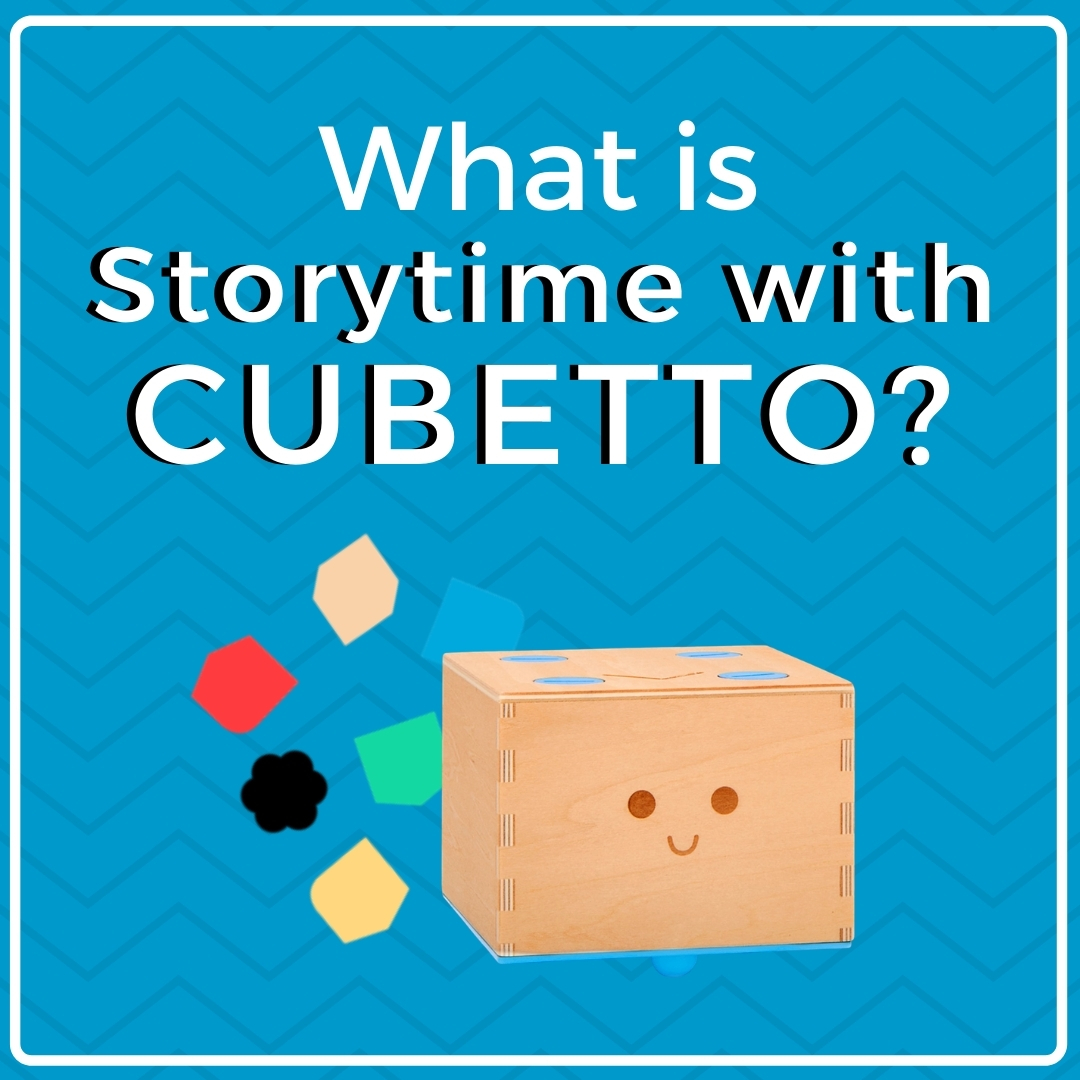 What is Storytime with Cubetto