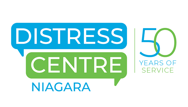 Distress Centre Logo