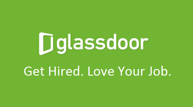 Glass Door Job Searching Service