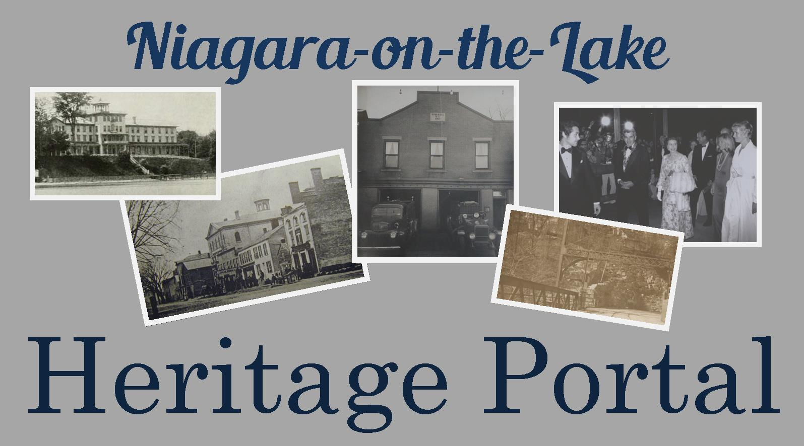 Niagara-on-the-Lake Heritage Portal